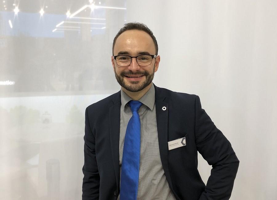 Max Klotzsche Irinox Country Manager