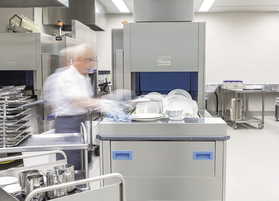 Meiko Spülmaschine Küche