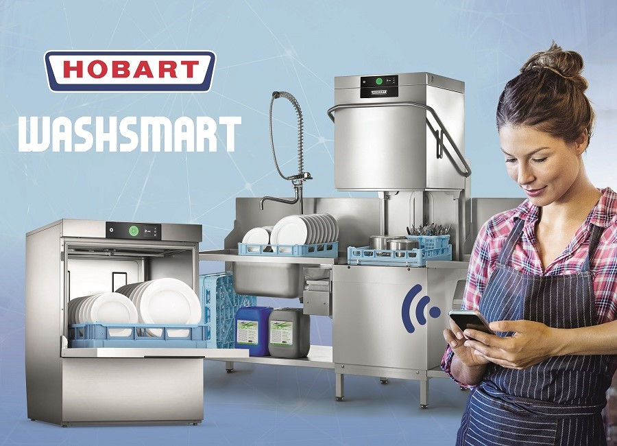 Hobart Washsmart Spülmaschine