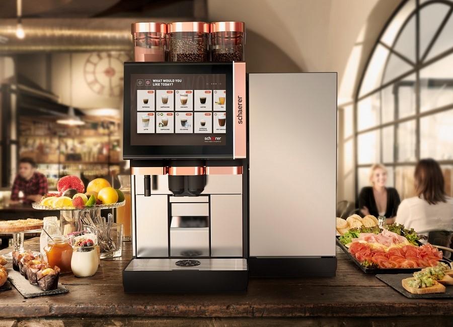 Schaerer Coffee Soul 12 Kaffeemaschine