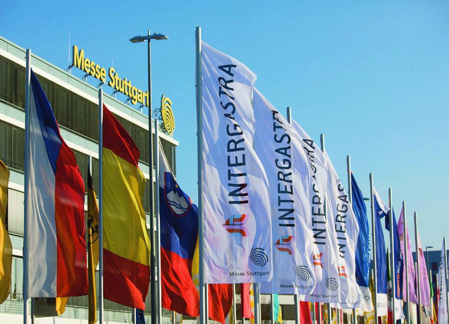 Intergastra Messe Stuttgart