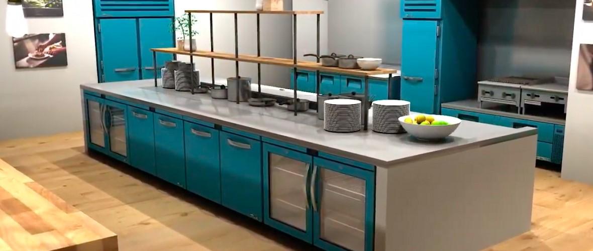 True Kühltechnik Küche