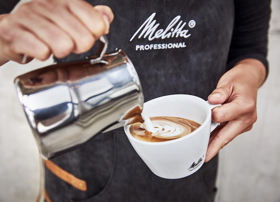 Melitta Professional präsentiert sich mit einem neuen Internetrauftritt und neuem Corporate Design und Unternehmenslogo