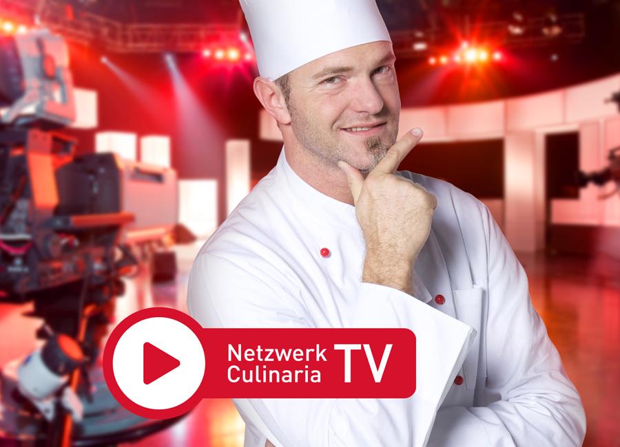 Die erste Folge von Netzwerk Culinaria TV startet am 16. September 2021, drei weitere folgen