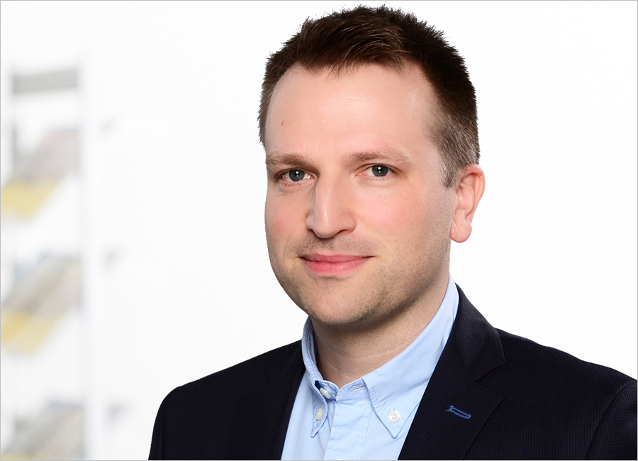 Frank Krüger ist neuer Leiter der Abteilungen IT und Datenmanagement bei NordCap